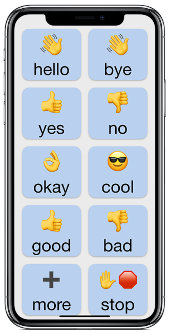 thumbtalk screenshot